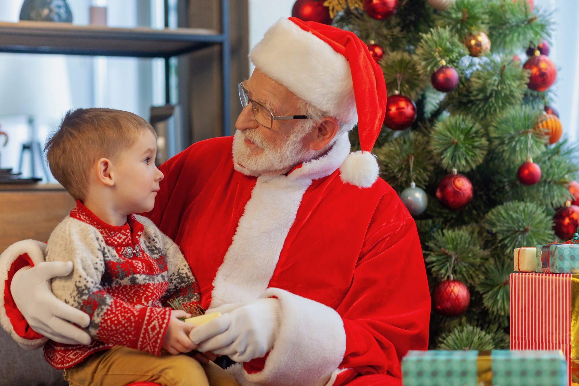 サンタクロースは意地悪だ!